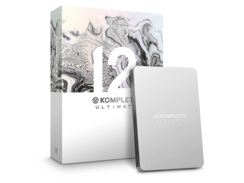 Native Instruments Komplete 12 Ultimate Collectors Edition UPG 1