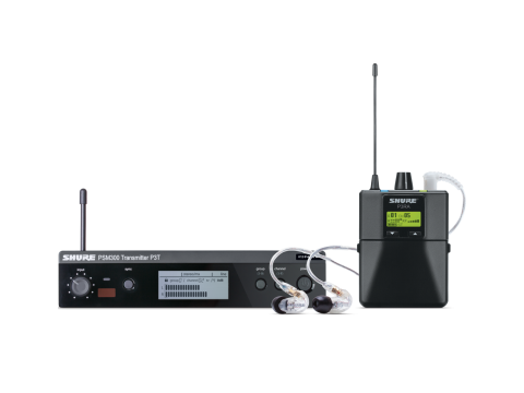 Shure P3TERA215CL In-Ear Monitoring System