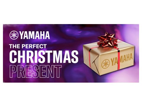 Yamaha THE PERFEKT CHRISTMAS PRESENT