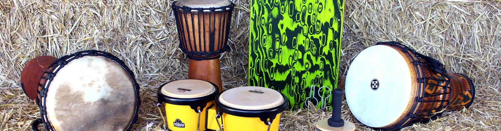 Drums - und Percussion